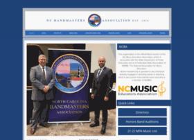 ncbandmasters.org