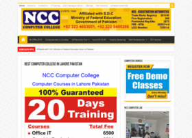 ncc.edu.pk