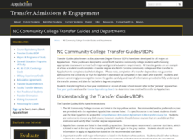 ncccfouryearguides.appstate.edu