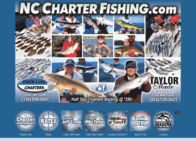 nccharterfishing.com