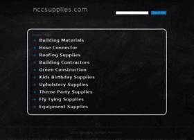 nccsupplies.com