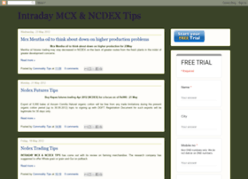 ncdex-trade-tips.blogspot.in