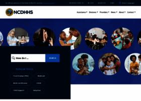 ncdhhs.gov