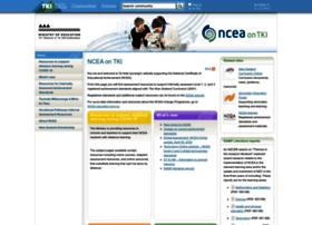 ncea.tki.org.nz