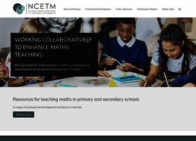 ncetm.org.uk