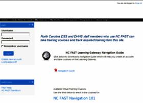 ncfasttraining.nc.gov