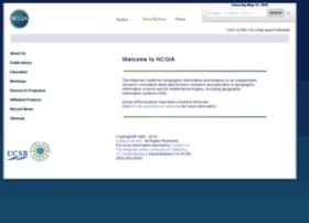 ncgia.ucsb.edu