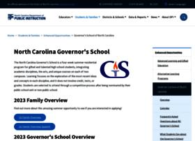 ncgovschool.org