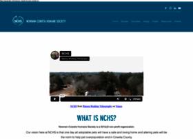 nchsrescue.org