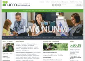 ncnm.edu