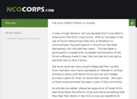 ncocorps.net