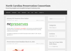ncpreservation.org
