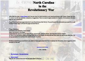 ncrevwar.lostsoulsgenealogy.com