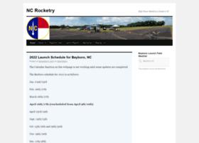 ncrockets.org