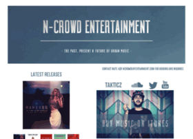 ncrowdentertainment.com