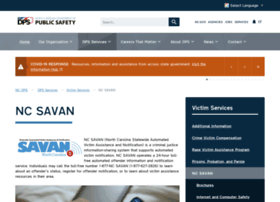 ncsavan.org