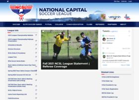 ncsl-soccer.com