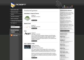 ncsoft.gamespress.com