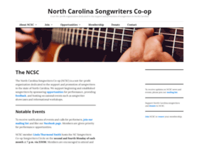 ncsongwriters.org