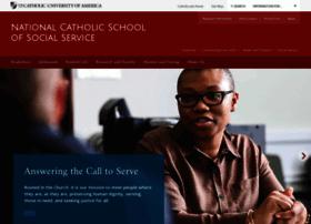 ncsss.cua.edu