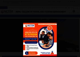 ncttm.edu.np