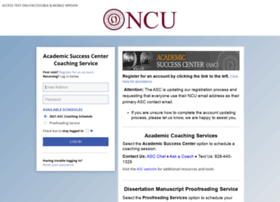 ncu.mywconline.com