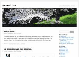 ncuentros.wordpress.com