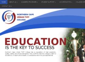 ncufetcollege.edu.za
