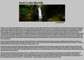 ncwaterfalls.com