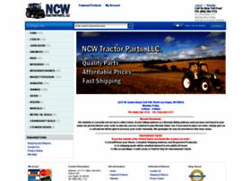 ncwtractorparts.com