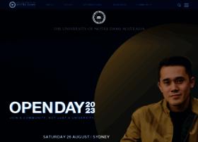 nd.edu.au