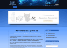 ndaquatics.co.uk