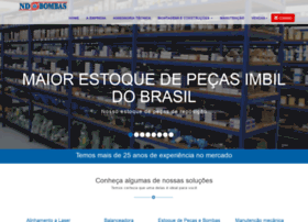 ndbombas.com.br