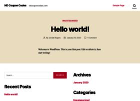 ndcouponcodes.com