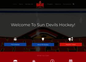 ndhockey.com