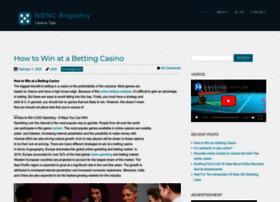 ndncregistry.com