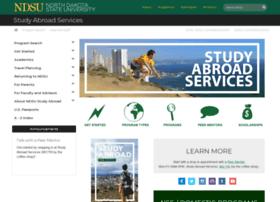 ndsu-studyabroad.applicationgateway.com