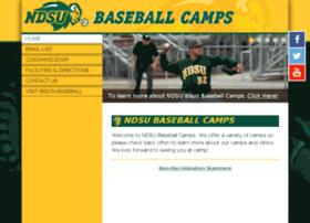 ndsubisonbaseballcamps.com