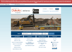 ndworkforceconnection.com