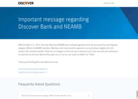 nea.discoverbank.com