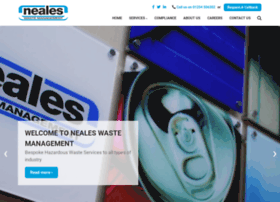 neales-waste.co.uk