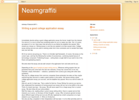 Neamgraffiti.blogspot.com