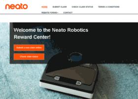 neatoroboticsrewards.acbrewards.com