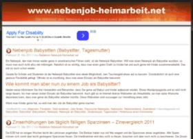 nebenjob-heimarbeit.net