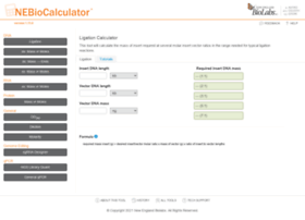 nebiocalculator.neb.com