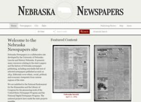 nebnewspapers.unl.edu