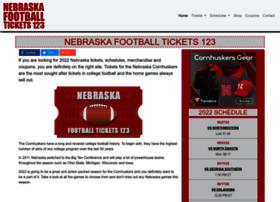 nebraskafootballtickets123.com