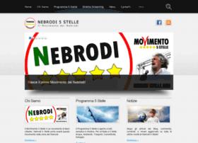 nebrodi5stelle.com