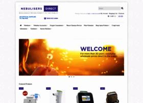nebulisersdirect.co.uk