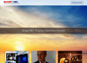 nec-display-solutions.com